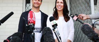 معاون نخستوزیر ۶ هفته اداره کشور را به دست گرفت ، نخستوزیر نیوزیلند جهت وضع حمل خوابیدن شد